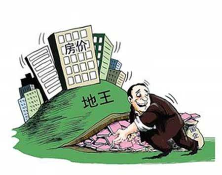 地王阴影下:房企城市投资逻辑与资源抢夺