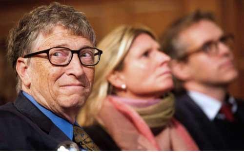 全球百大科技亿万富翁的财富首次